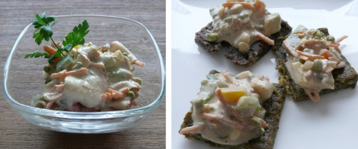 Bunter Vital-Salat